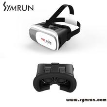 Symrun VR коробка 2 виртуальной реальности 3D очки игра фильм 3D стекло для iPhone Android мобильного телефона виртуальной реальности очки