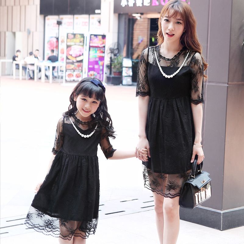 Wedding Gown For Parents: Mother Daughter Dresses Mom And Daughter Dress Wedding