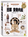 Inner Canon of Huangdi with picture explained, easy to understand , Chinese traditional medicine health classic book