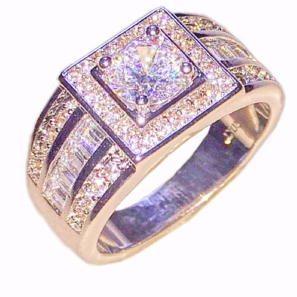 Online Get Cheap Inexpensive Wedding Rings Aliexpresscom