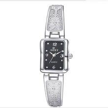 luxury Casual Women's Watches Fashion Creative Design Wild Lady Beautiful Birthday Gift Quartz wrist bracelet Watch relojes