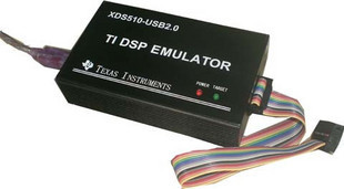 где купить XDS510-USB2.0 DSP emulator supports CCS3.3, CCS4 дешево