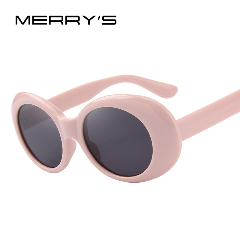 MERRY'S Fashion Oval Women Sungs