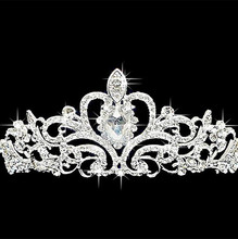 Free shipping Bridal Crystal Tiara Wedding Hair Accessories Jewelry Tiara And Crowns wedding princess headwear 3pcs/lot MYQC001