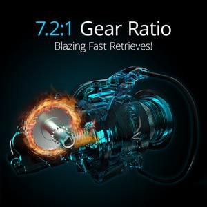 Image 3 - KastKing Speed Demon 11.34KG Max Drag Powerful Spinning Reel High Speed 7.2:1 Spinning Fishing Reel with Carbon Handle