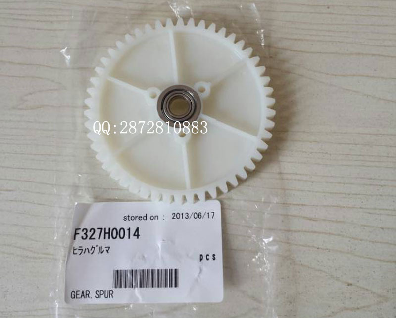 Fuji minilab Wheel new gear F327HOO14 Expand to print the machine spare parts accessories part laser fuji/350/370/355/375/1pcs 356d1060224 fuji minilab part new