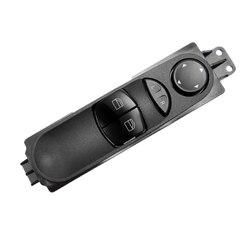 Dla Mercedes Benz Sprinter W906 przedni lewy po stronie kierowcy przełącznik elektryczny okno samochodu mistrz przycisk A9065451213