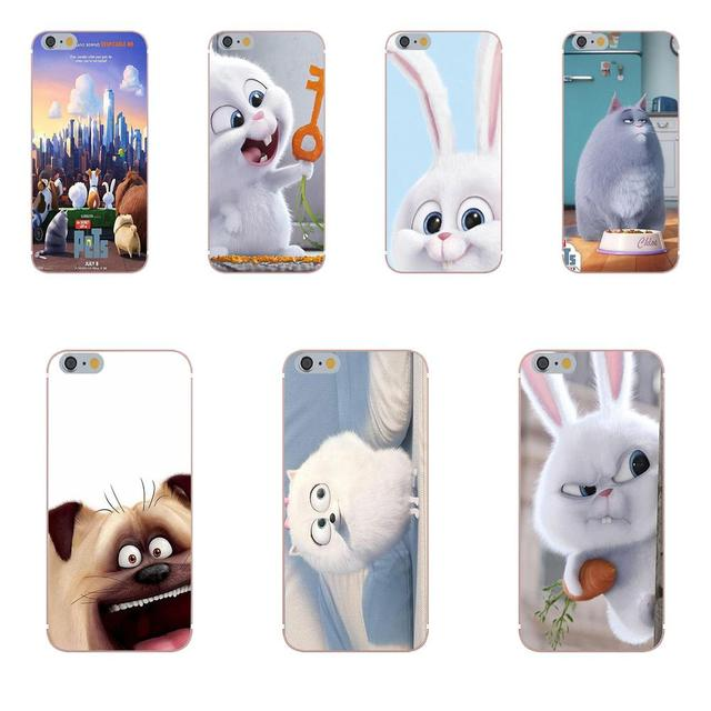 US $0 99 |For Huawei G8 Honor 5C 5X 6 6X 7 8 9 Y5II Mate 9 P7 P8 P9 P10 P20  Lite Plus 2017 Soft TPU Covers Case The Secret Life Of Pets-in