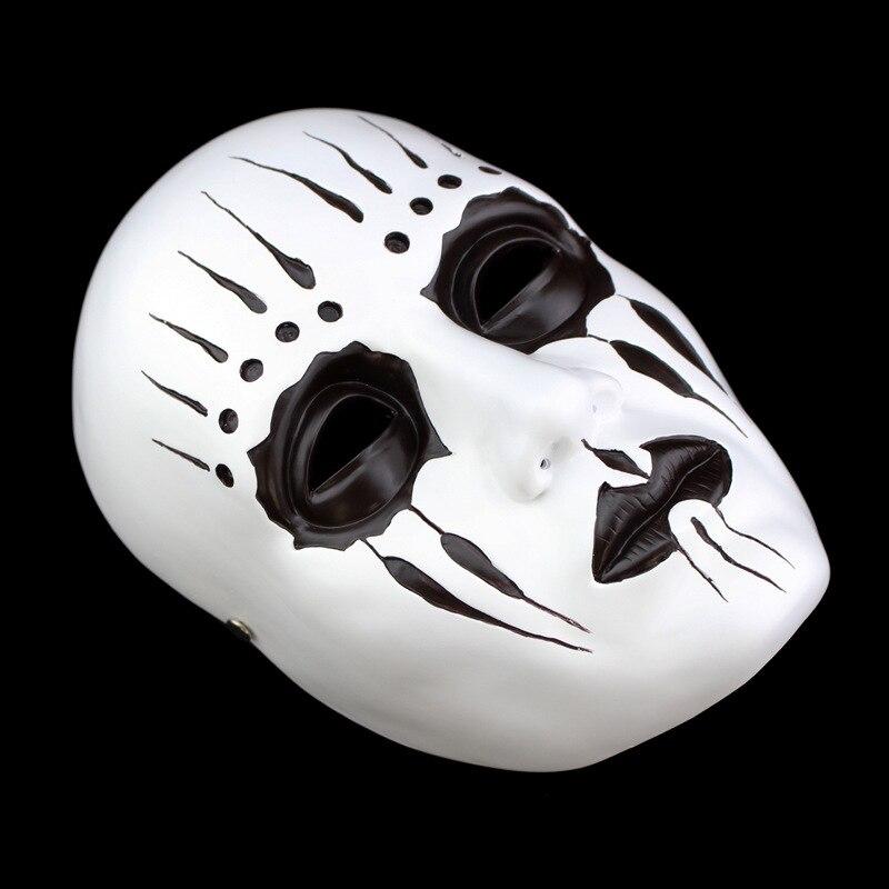 Heavy Metal Music Band Slip Joker Joe Milk Scary Masks Halloween