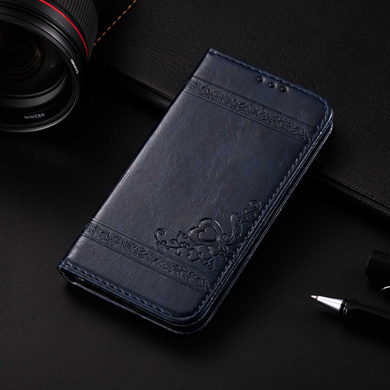 AMMYKI 6.0 'Cho Samsung Galaxy J6 Plus Ốp lưng Hoa tam giác dấu hiệu bao da 6.0' Cho Samsung J6 Plus J610F J610 SM-J610F Ốp lưng