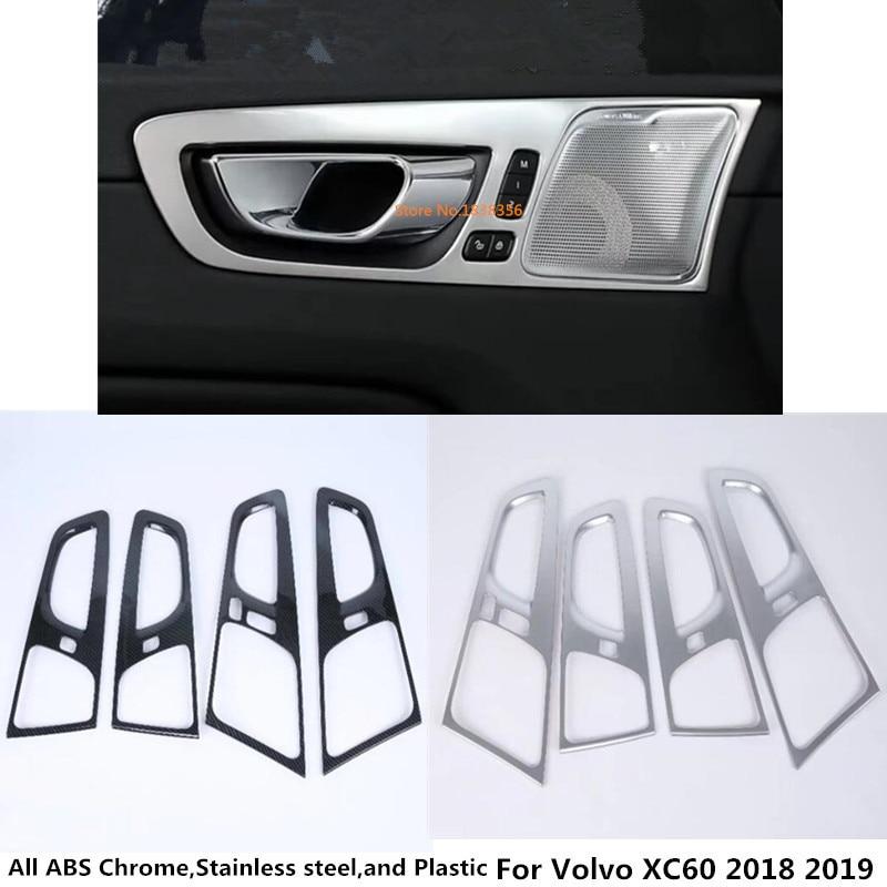 Volvo XC60 2018 2019 auto stila virsbūves vāka uzlikas apdare ABS - Auto salona piederumi