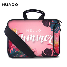 13.3 15.6 17.3 inch Neoprene Laptop bag 10 12 13 14 15 15.4 17.4 Notebook shoulder Bag laptop accessories Protect Cover