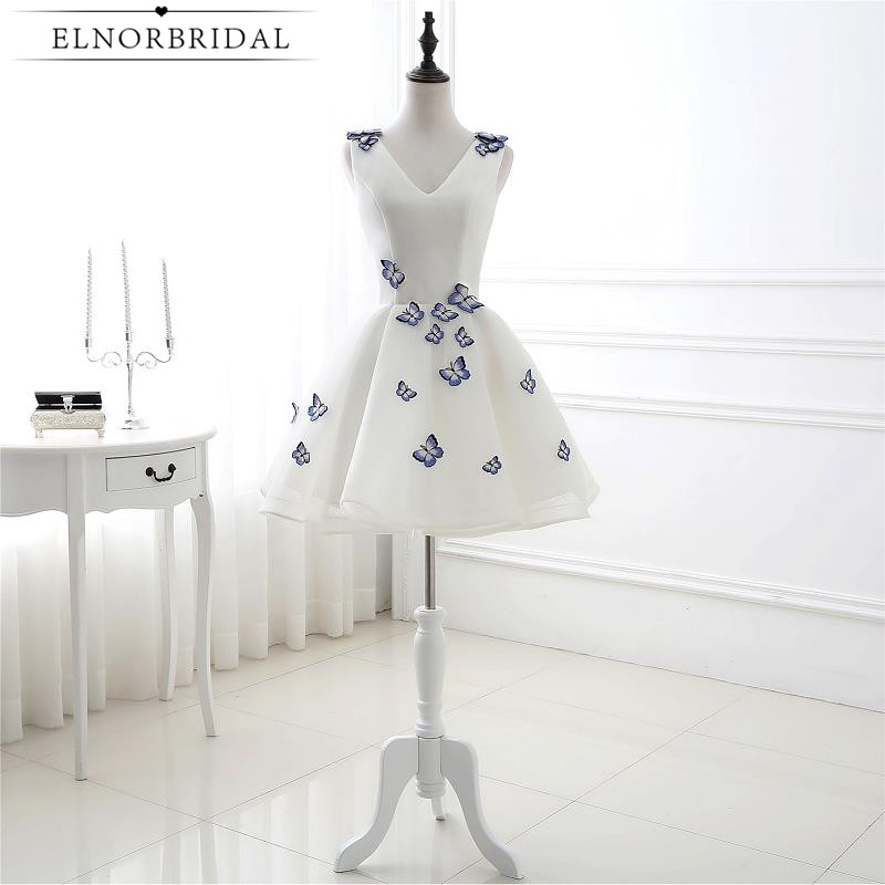 2019 Cheap Cocktail Dress Deep V Neck Short Homecoming Dresses Gilrs Graduation Party Gowns Vestido De Festa Curto De Luxo