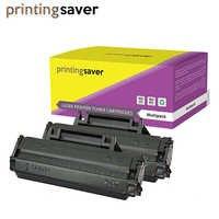 2x Schwarz Toner Patrone Kompatibel für Samsung Mlt-d101s D101S 101S 101 D101 ML2165 2160 2166W SCX-3405 SCX3405F SCX3405