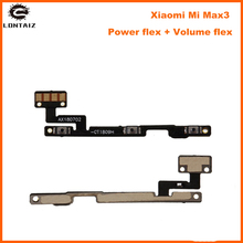 Power Button On / Off Volume Mute Switch Button Flex Cable For Xiaomi Mi Max 2 Max2 MAX3 цены