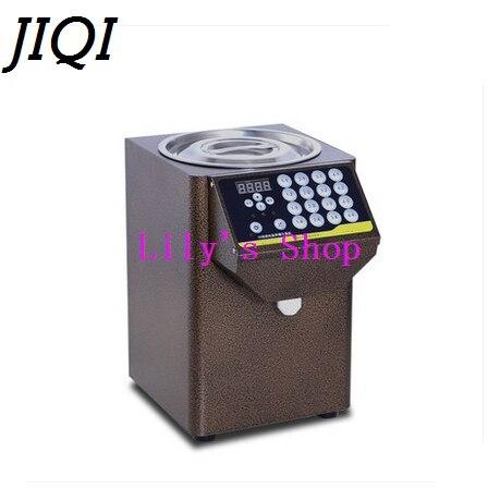 Fructose quantification machine Bubble milk tea shop automatic precision 16 grid coffee fructose quantitative Syrup Dispenser selfies coffee printer milk tea yogurt cake printing machine with wifi