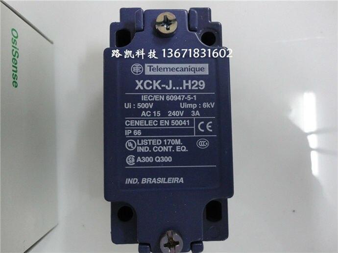 Limit Switch Boby XCK-J...H29 ZCKJ1H29 ZCK-J1H29 dhl ems 5 lots 1pc new for sch neider zck j1h29 limit switch f2