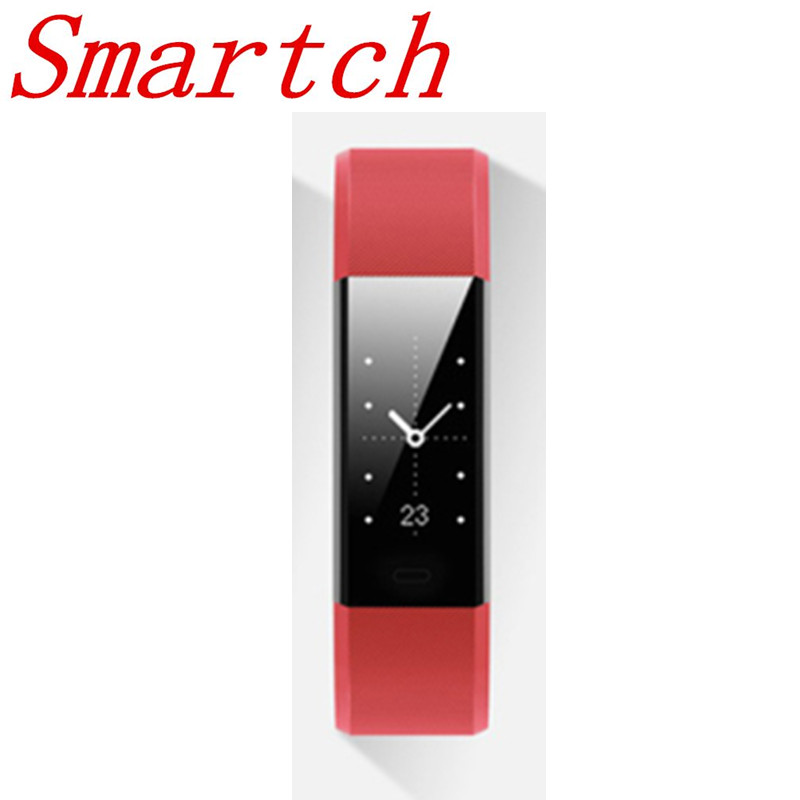 Smartch ID115 PLUS Herz Rate Smart Armband Bluetooth Smart Band 0,96