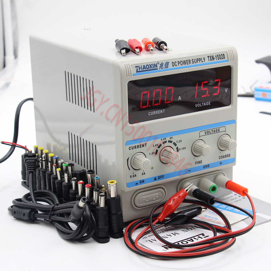Zhaoxin Ps 3005d Variable 30v 5a Dc Power Supply Lab Grade 1ma In 0 30v0 2a Adjustable Voltage And Current Regulator Txn 1502d 15v Cable Digital Mobile Phone Repair