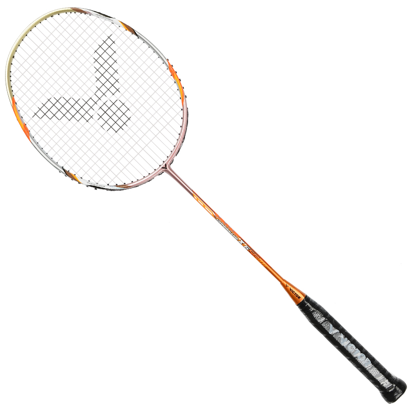 Genuine Victor High Tension Pound Badminton Racket ...