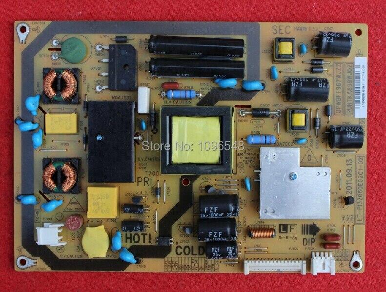 ФОТО Free Shipping> original    QPWBFF967WJZZ RUNTKA899WJQZ power panel LCD-32LX330A