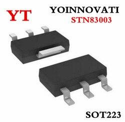 20pcs stn83003 transistor npn 400v sot-223 melhor qualidade