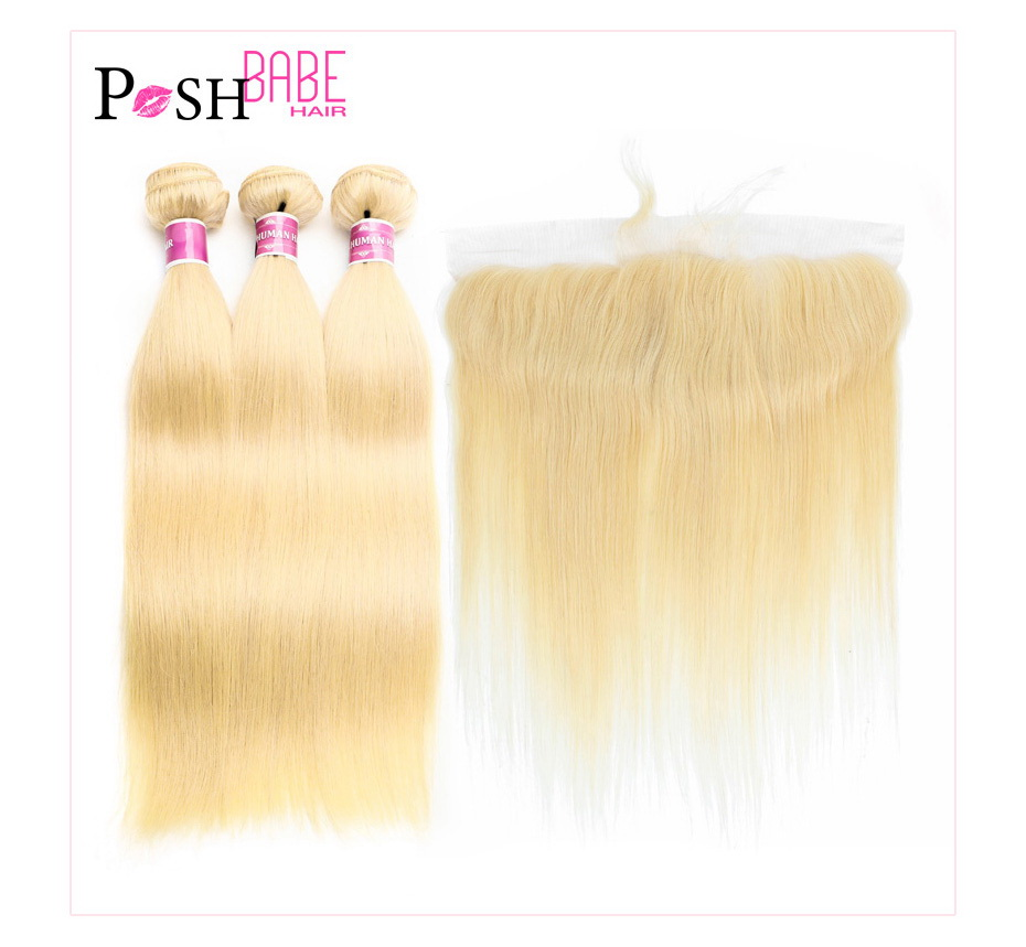 virgin hair bundles with frontal
