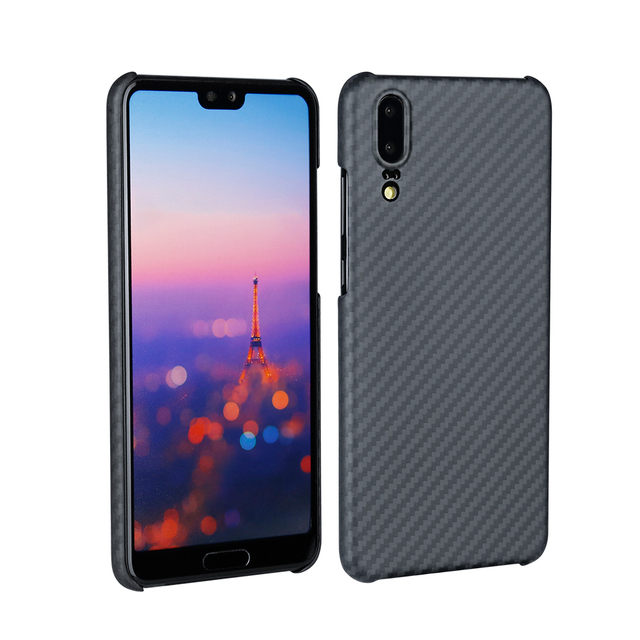 Ultra Thin Carbon  Fiber Aramid Case for Huawei P20