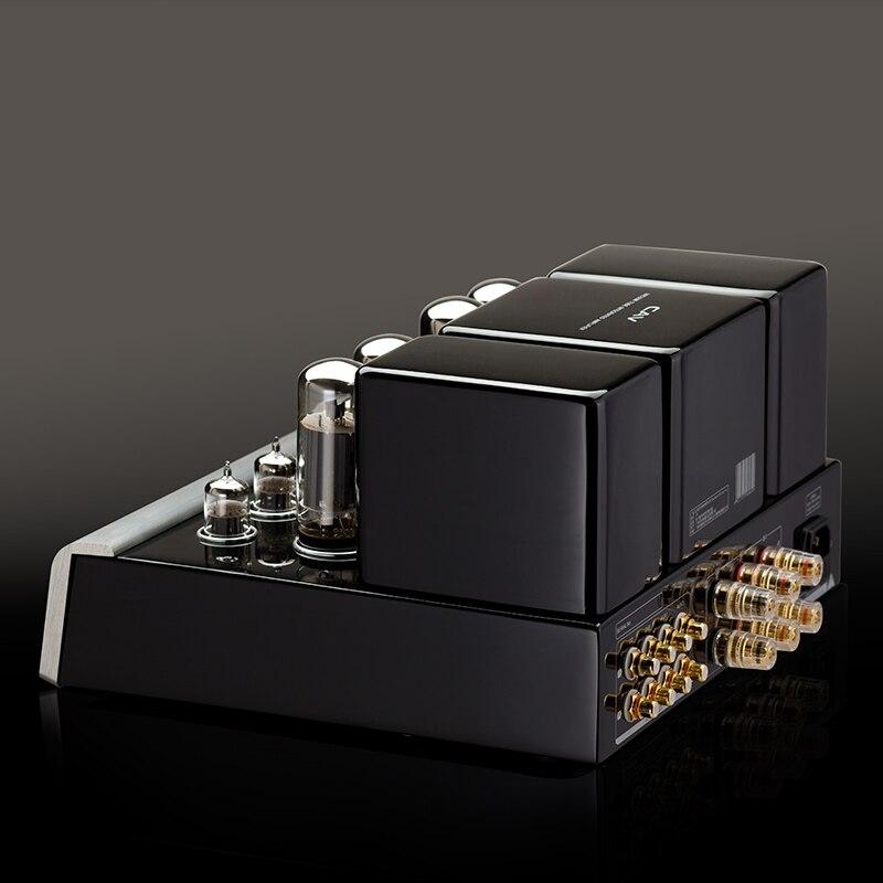 Электрические плиты CAV T-5 трубки усилители домашние высокое качество производства ЦАП HIFI аудио для колонки 20 Вт канала 2,0 high Fidelity мощность (Фото 5)