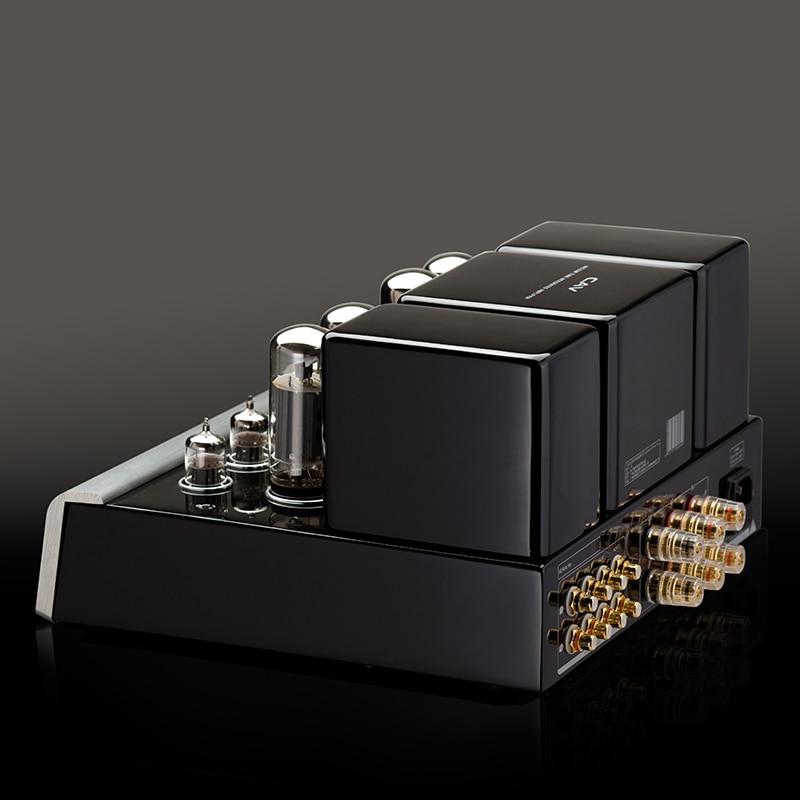 Электрические плиты CAV T-5 трубки усилители домашние высокое качество производства ЦАП HIFI аудио для колонки 20 Вт канала 2,0 high Fidelity мощность (Фото 6)