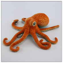 about 32cm simulation octopus plush toy soft toy baby toy ,birthday present Xmas gift c895