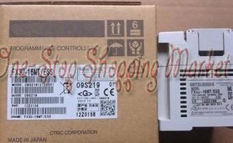 New Original Programmable Logic Controller FX3U-16MT-ESS PLC Base Unit