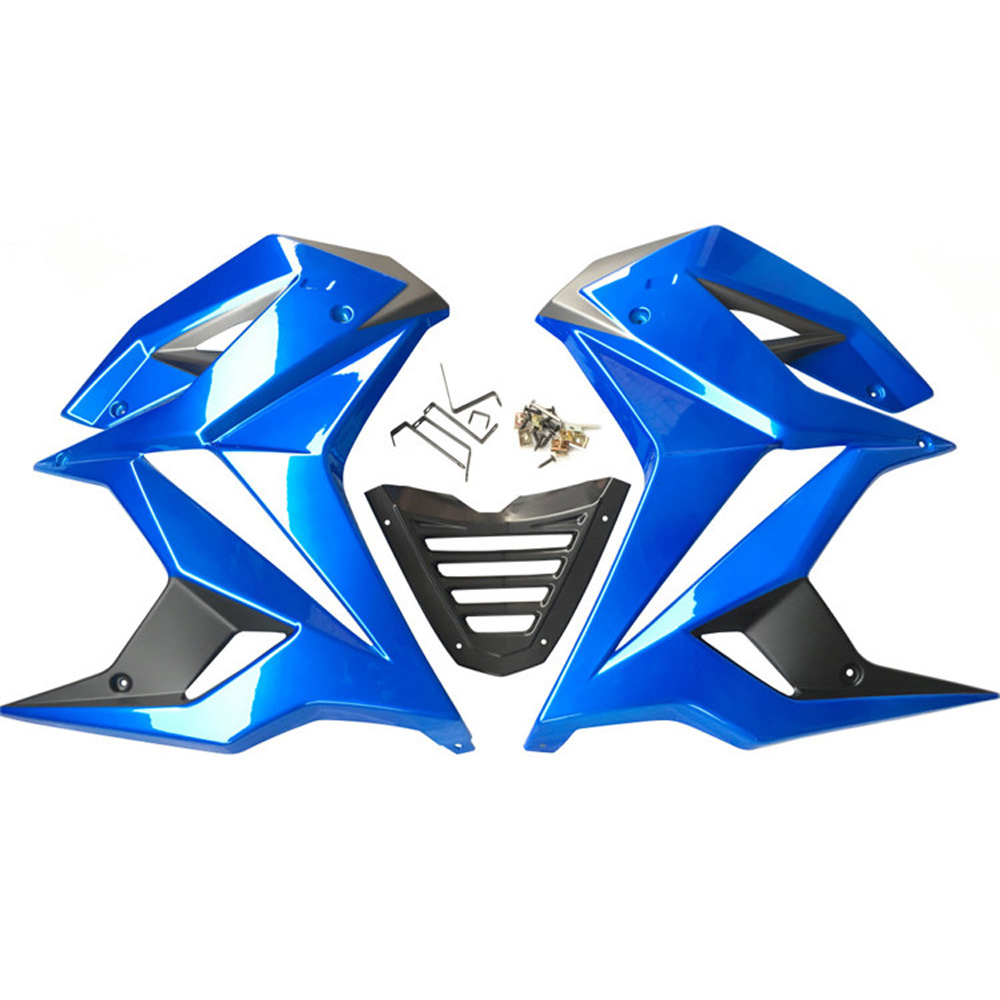 Motorcycle Fairing kit For Honda Grom MSX125 SF Mid Fairing Belly Pan Set for MSX125SF 2016 2017 New in Covers Ornamental Mouldings from Automobiles Motorcycles