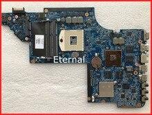641488-001 For HP DV6-6000 laptop motherboard HM65 chipset HD6770/1G QUA DDR3 Laptop Motherboard,100% Tested ok