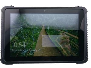 "Image 4 - China Industrie Robusten Tablet PC Touch Windows 10 Pro 10,1 ""tough Wasserdicht Telefon Android 4G LTE Fingerabdruckleser toughbook"