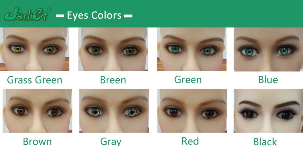 Options Eyes Colors(2)