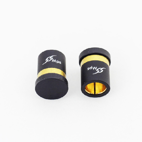 MPS Aegis HiFi RCA female jack PROTECT CAP dust proof cover audio interface sand for CD DVD Amplifier DAC 1Pair