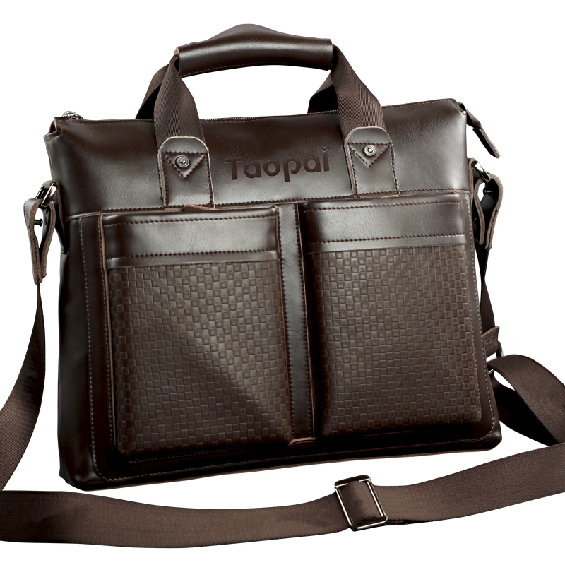 Aliexpress.com : Buy fashion 2012 Briefcases leather bag satchel ...