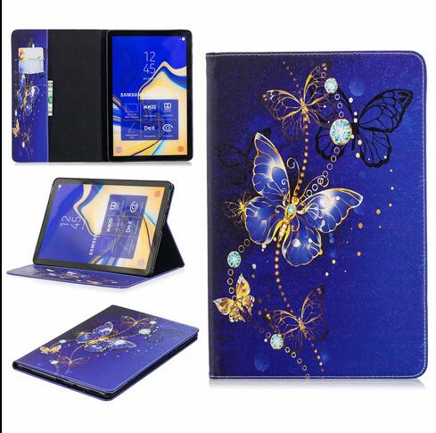 For Samsung T830 T835 SM-T830 Stand Soft TPU Back Cover Case For Samsung Galaxy Tab S4 10.5