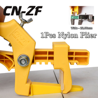 1 Tile Leveling Nylon Pliers CN ZF Installation Ceramic System Flat Hand Tool Tiling Floor Wall