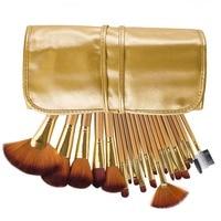 New Professional Cosmetic Make Up Brush Set With Case 21 Pcs Make Up Brush Set Tools