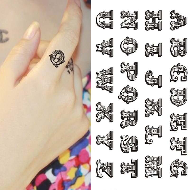 29 lastest henna tattoo designs alphabets makedes compare prices on alphabet tattoo designs online shopping altavistaventures Gallery