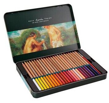 Online Shop 48colors/set marco coloring pencil water-soluble ...