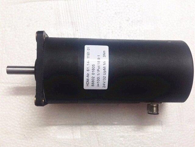 1 piece free shipping 61.144.1161 offset SM102 printing machine motor1 piece free shipping 61.144.1161 offset SM102 printing machine motor