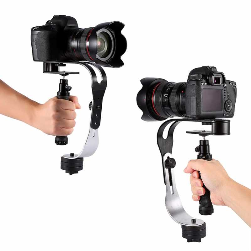 Pro Video Camera Handheld Stabilizer Steady Universal For Smartphone Aluminum Dv Dslr Slr Gimbal 2.1 Lbs For Feiyu/Zhi Yun