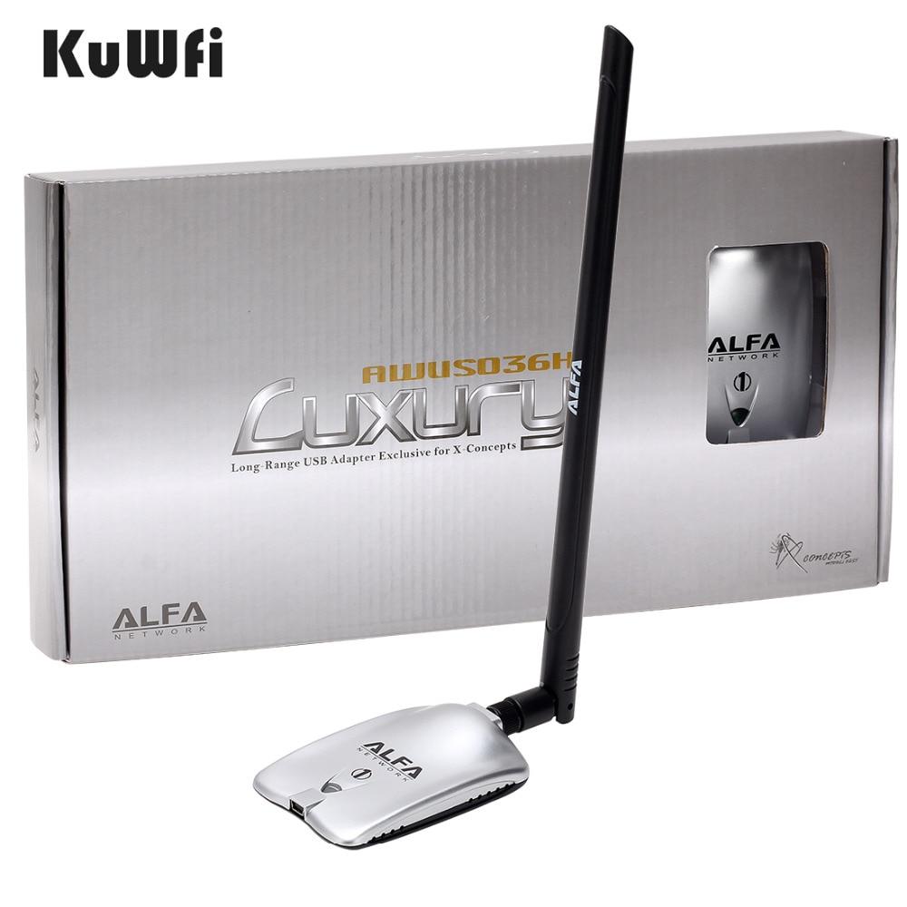 BT-N9100 High-power Wireless Network Card PC Access Point USB Wifi Adapter 55