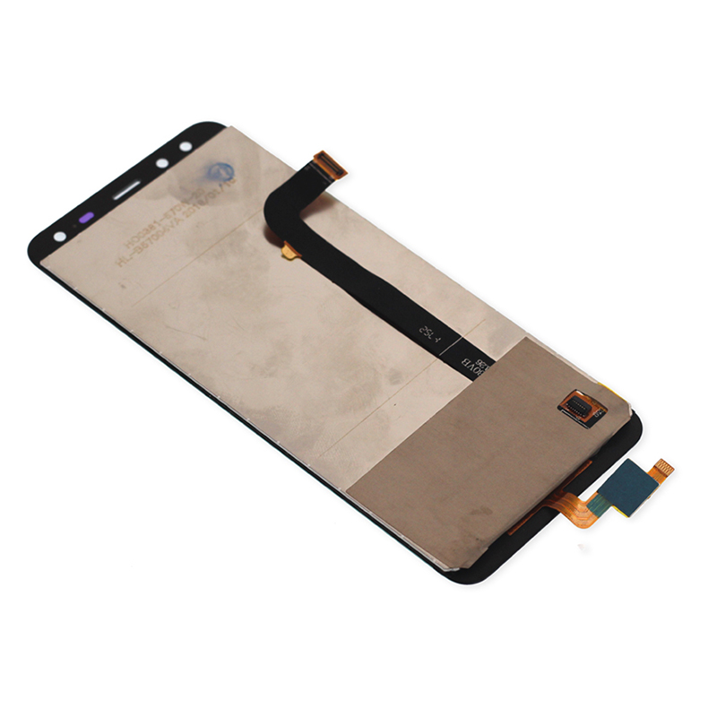 Image 4 - 100% original for 5.73 inch display accessories for LEAGOO S8 LCD monitor and touch screen component digitizer Repair parts-in Mobile Phone LCD Screens from Cellphones & Telecommunications