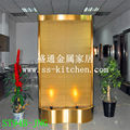 Indoor stainless steel water screens/Room Divider