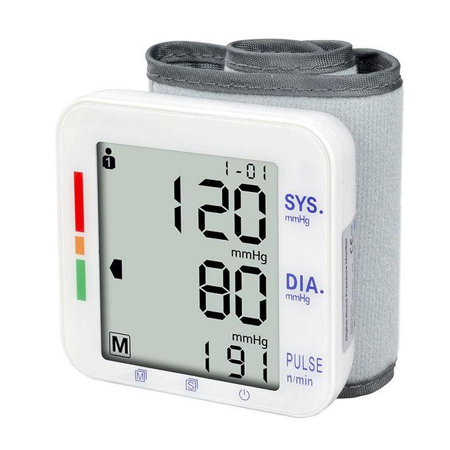 Resultado de imagem para esfigmomanômetro digital de pulso