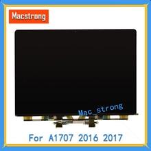 Pantalla LCD A1707 Original para MacBook Pro Retina, Panel de pantalla LED A1707 de 15 pulgadas, solo se envía DHL, 2016